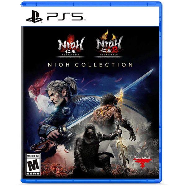 خریدبازی The Nioh Collection نسخه PS5