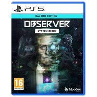 خرید بازی Observer: System Redux نسخه Day One edition برای ps5