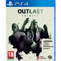 خریدبازی کارکرده Outlast Trinity نسخه PS4