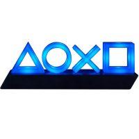 خرید لامپ تزئینی Paladone طرح Playstation - آبی
