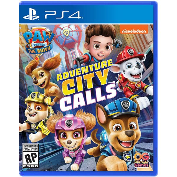 خرید بازی Paw Patrol The Movie: Adventure City Calls نسخه ps4