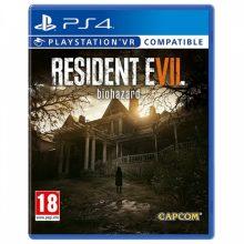 خرید بازی Resident Evil 7: Biohazard برای PS4