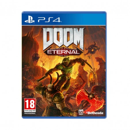 خرید بازی Doom Eternal نسخه PS4