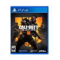 خرید بازی کارکرده call of duty black ops 4 نسخه PS4