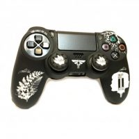 خرید روکش دسته پلی استیشن 4 مدل The Last Of Us Part 2
