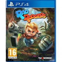 خرید بازی Rad Rodgers نسخه ps4