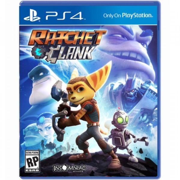 خریدبازی Ratchet & Clank نسخه ps4