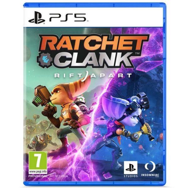 خرید بازی Ratchet & Clank: Rift Apart انحصاری PS5