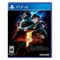 خرید بازی کارکرده Resident Evil 5 نسخه ps4