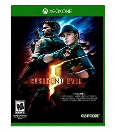 خرید بازی Resident Evil 5 نسخه xbox one
