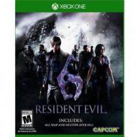 خرید بازی Resident Evil 6 نسخه xbox one