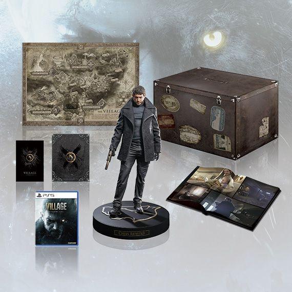 خرید کالکتور ادیشن Resident Evil 8 Collector's Edition نسخه ps5