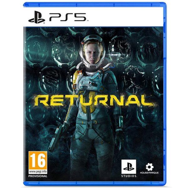 خرید بازی کارکرده Returnal نسخه ps5