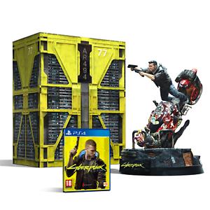 خرید کالکتور ادیشن collector syberpunk 2077