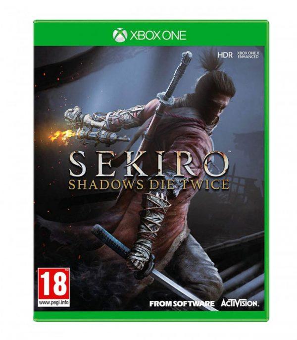 خرید بازی Sekiro: Shadows Die Twice نسخه xbox one
