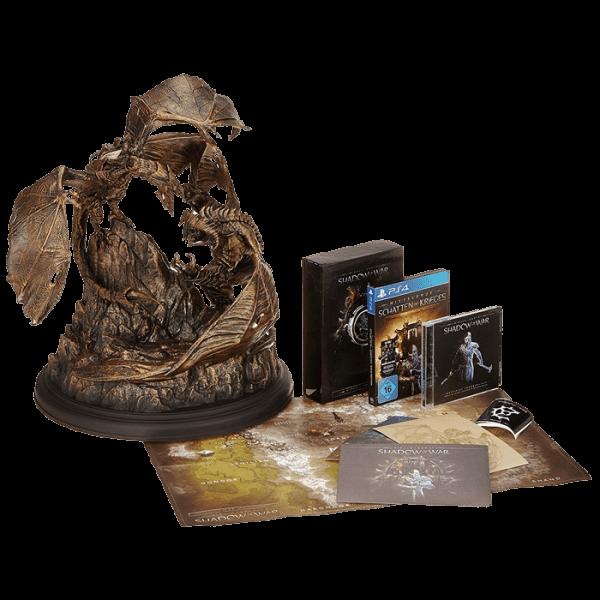 خریدکالکتور ادیشن Shadow of War Collector's Edition نسخه ps4