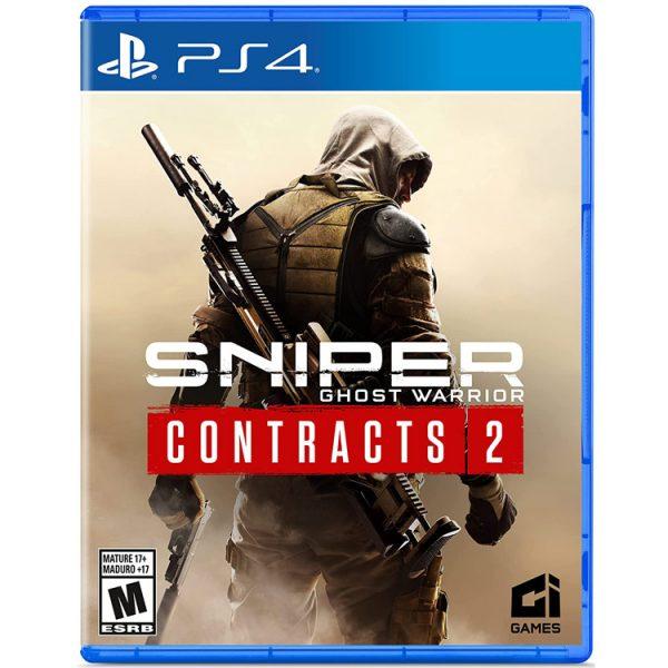 خرید بازی Sniper Ghost Warrior: Contracts 2 نسخه ps4