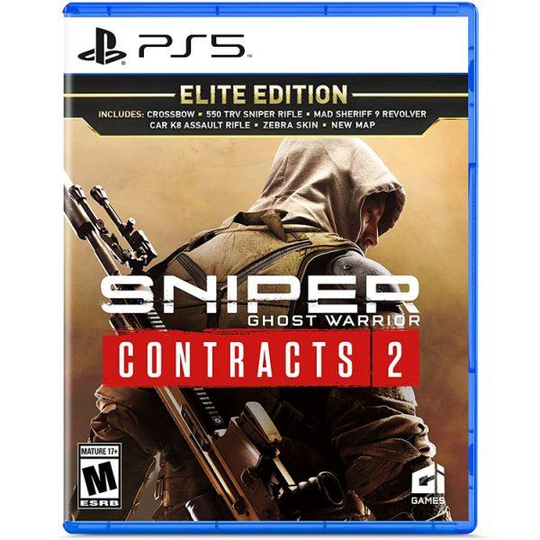 خرید بازی Sniper Ghost Warrior: Contracts 2 نسخه ps5