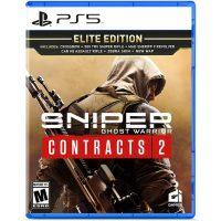 خرید بازی کارکرده Sniper Ghost Warrior: Contracts 2 نسخه Elite برای PS5