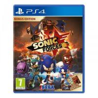 خرید بازی کارکرده Sonic Forces Bonus Edition نسخه ps4
