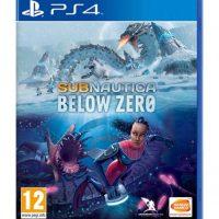 خرید بازی Subnautica: Below Zero نسخه ps4