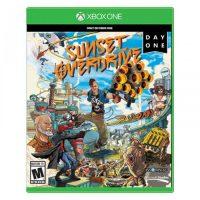 خرید بازی کارکرده sunset overdrive نسخه xbox one
