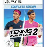 خرید بازی Tennis World Tour 2 Complete Edition نسخه ps5
