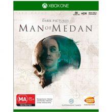 خرید بازی The Dark Pictures:Man Of Medan نسخه xbox on