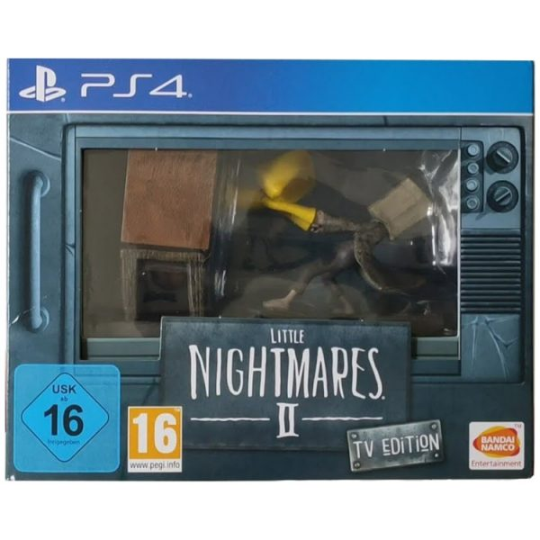 خرید کالکتور بازی Little NightMares II TV Edition نسخه ps4