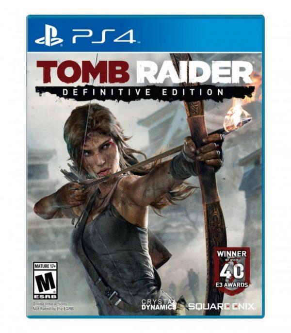 خرید بازی Tomb Raider Definitive Edition نسخه ps4