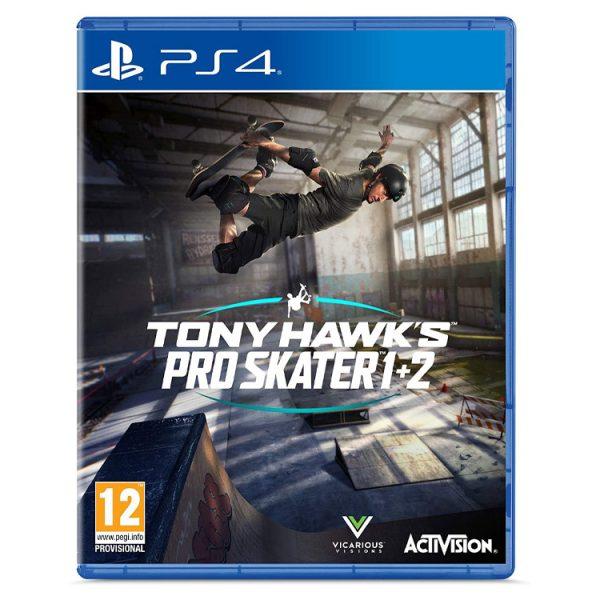 خرید بازی Tony Hawk's Pro Skater 1 + 2 برای PS4