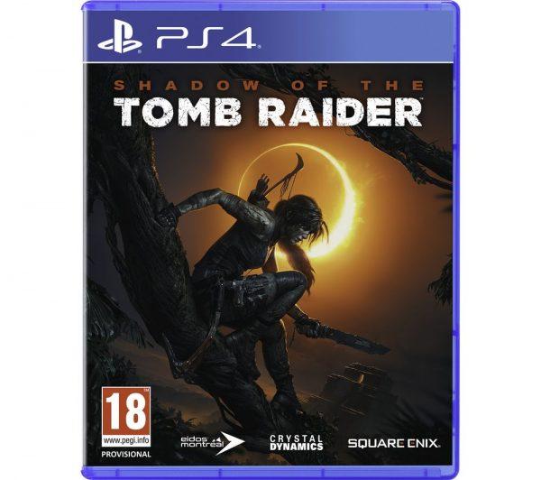 خرید بازی Shadow Of The Tomb Raider نسخه ps4