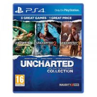 خریدبازی Uncharted Collection نسخه PS4