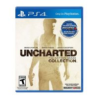 خرید بازی Uncharted Collection کارکرده نسخه PS4