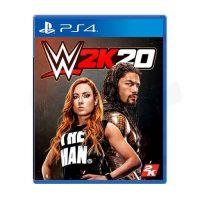 خرید بازی WWE 2K20 برای PS4