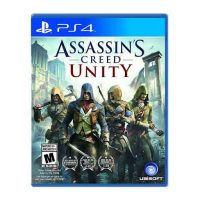 خرید بازی Assassins Creed Unity کارکرده نسخه PS4