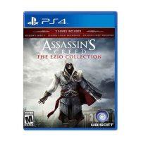 خرید بازی Assassin's Creed The Ezio Collection کار کرده برای PS4