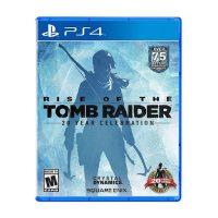 خرید بازی کارکرده Rise Of The Tomb Raider نسخه ps4