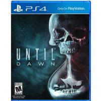 خریدبازی کارکرده Until Dawn نسخه ps4