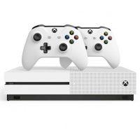 خرید کنسول بازی Xbox One S یک ترابایت دو دسته