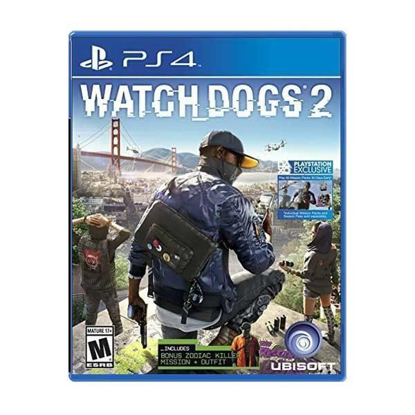 خرید بازی Watch Dogs 2 برای PS4