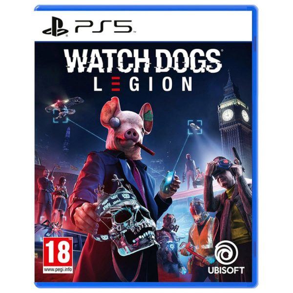 خریدبازی Watch Dogs Legion نسخه ps5