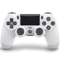 خرید دسته بازی DualShock 4 Wireless Controller سفید - پلی استیشن 4