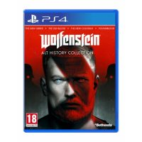 خریدبازی Wolfenstein: Alt History Collection نسخه ps4