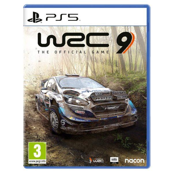 بازی کارکرده WRC 9 نسخه ps5
