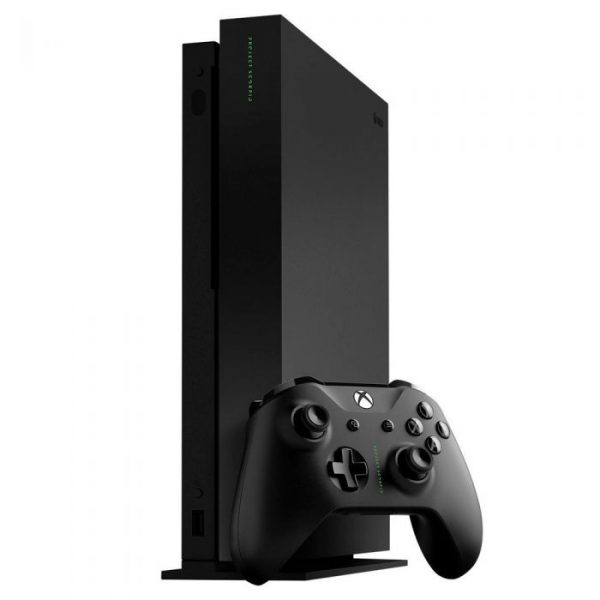 خرید کنسول بازی ایکس باکس وان ایکس Xbox One X - ظرفیت 1 ترابایت